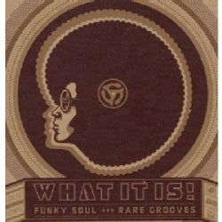 Various - What It Is! Funky Soul and Rare Grooves 1967-1977