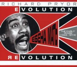 Richard Pryor - Evolution / Revolution: The Early Years (Parental Advisory)