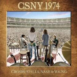 Stills, Nash & Young Crosby - CSNY 1974