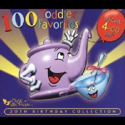 Various - 100 Toddler Favorites: 20th Birthday Collection