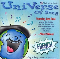 Jean Rene - Universe of Song: French and English