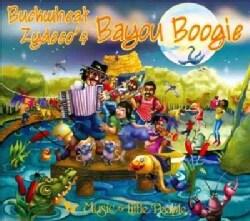 Buckwheat Zydeco - Buckwheat Zydeco's Bayou Boogie