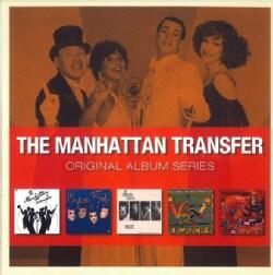 Manhattan Transfer - Original Album Series