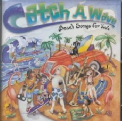 Various - Catch a Wave-Beach Songs for Kids