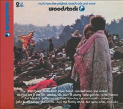 Various - Woodstock: Music From The Original Soundtrack and More