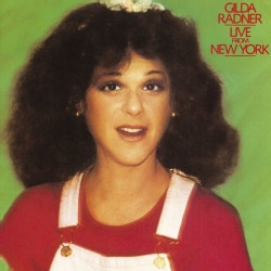 Gilda Radner - Live from New York