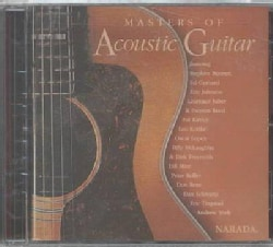 Various - Masters of Acoustic Guitar
