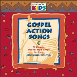 Cedarmont Kids - Gospel Action Songs