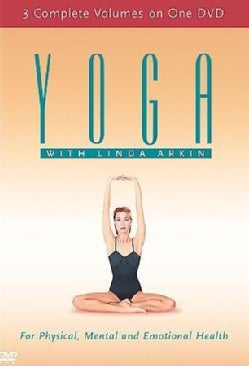 Yoga with Linda Arkin: Relaxation & Rejuvenation, Strength & Flexibility (DVD)