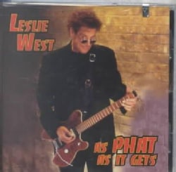 Leslie West - As Phat As It Gets