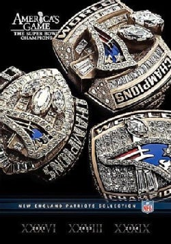 NFL Americas Game: New England Patriots (DVD)