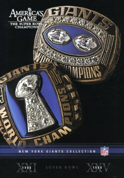 NFL Americas Game: NY Giants (DVD)