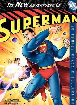 The New Adventures of Superman (DVD)