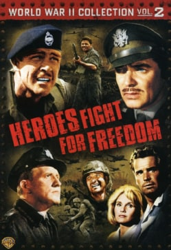 WWII Collection Vol 2: Heroes Fight for Freedom (DVD)