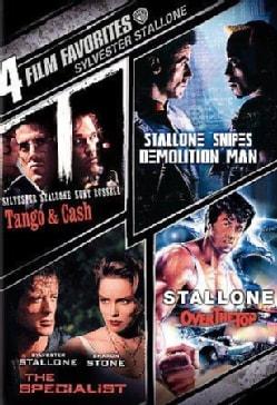4 Film Favorites: Sylvester Stallone (DVD)