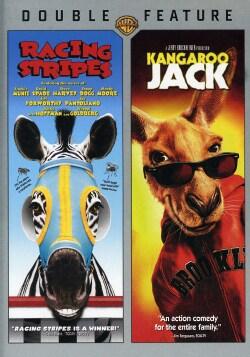 Racing Stripes/Kangaroo Jack (DVD)