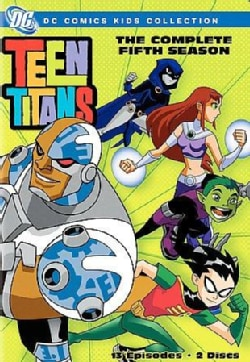 Teen Titans: The Complete Fifth Season (DVD)