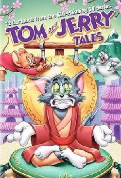 Tom and Jerry: Tales Vol 4 (DVD)