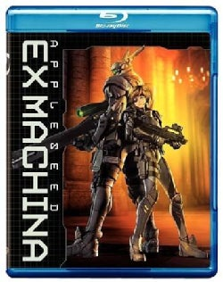 Appleseed Ex Machina (Blu-ray Disc)