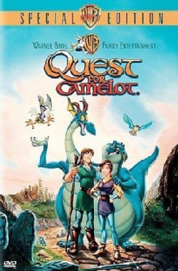 Quest for Camelot (DVD)