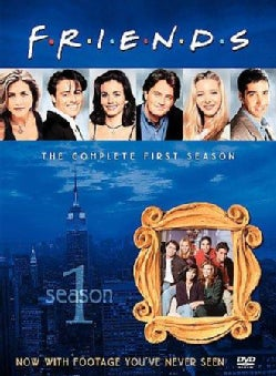 Friends: Complete First Season (DVD)