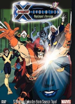 X-Men Evolution: Mystique's Revenge (DVD)
