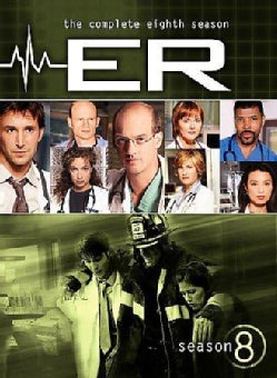 ER: The Complete Eighth Season (DVD)