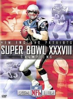 NFL Super Bowl XXXVIII: New England Patriots (DVD)