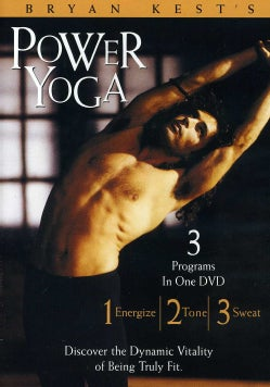 Bryan Kest's Power Yoga (DVD)