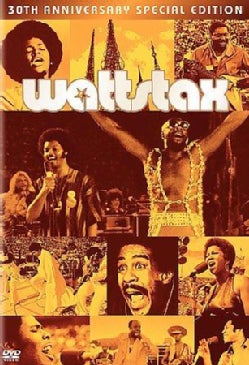 Wattstax: The Special Edition (DVD)