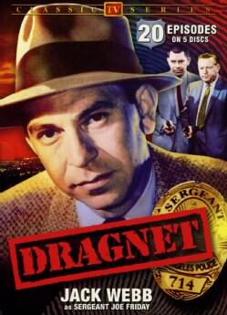 Dragnet: Vol. 1-5 (DVD)