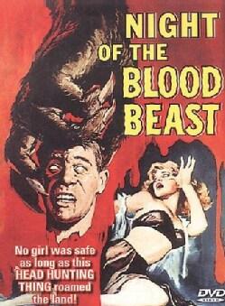 Night Of The Blood Beast (DVD)