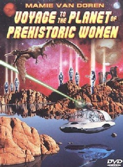 Voyage to the Planet of Prehistoric (DVD)