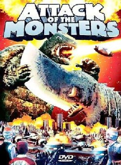 Attack Of The Monsters (DVD)