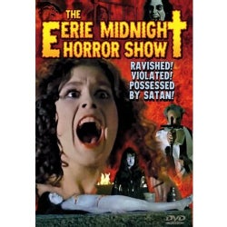 The Eerie Midnight Horror Show (DVD)