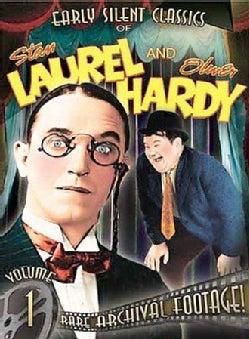 Stan Laurel & Oliver Hardy Classics Vol 1: Silent (DVD)
