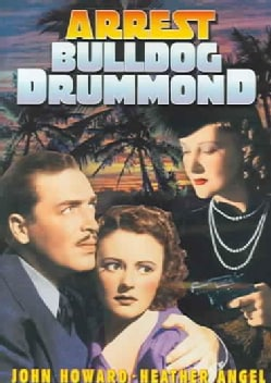 Arrest Bulldog Drummond (DVD)