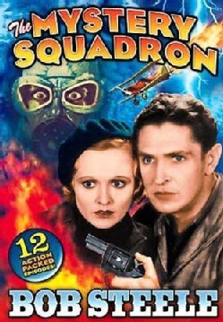 The Mystery Squadron (DVD)