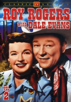 Roy Rogers with Dale Evans Vol 2 (DVD)