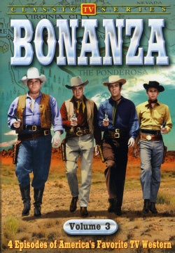 Bonanza: Vol. 3 (DVD)