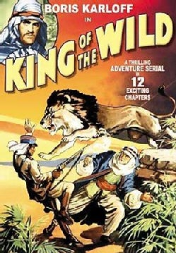 King Of The Wild: The Complete Serial (DVD)