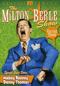 Milton Berle TV Show: Vol. 3 (DVD)