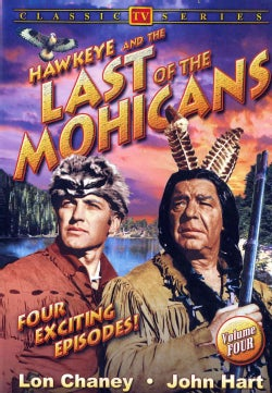 Hawkeye & The Last of The Mohicans: Vol. 4 (DVD)