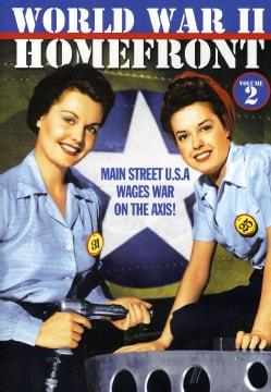 WWII: World War II Homefront Vol. 2 (DVD)