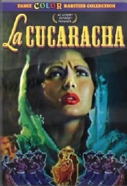 La Cucaracha And Other Early Color Rarities (DVD)