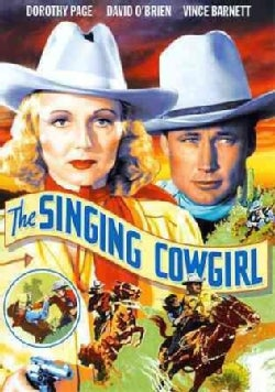 The Singing Cowgirl (DVD)