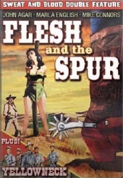 Sweat and Blood Double Feature: Flesh And The Spur/Yellowneck (DVD)
