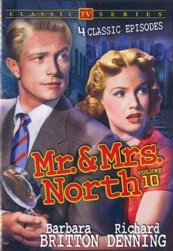 Mr. & Mrs. North: Vol. 10 (DVD)