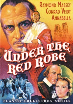 Under The Red Robe (DVD)
