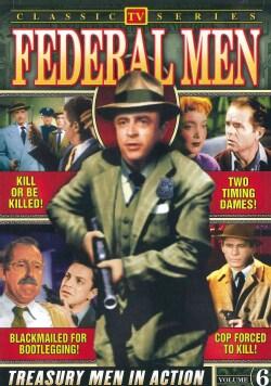 Federal Men: Vol. 6 (DVD)